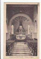 Carte France 55 - Romagne Sous Montfaucon - Intérieur De L'Eglise  -  Achat Immédiat - Autres Communes