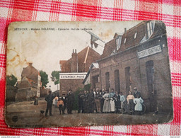 BETHUNE Maison Delépine Epicerie Bal De La Marine- Editeur J. GHISLAIN - Bethune