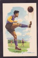 CPSM MASSA Jean Illustrateur Football Non Circulé - Fussball