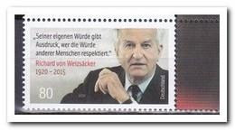 Duitsland 2020, Posrtfris MNH, MI 3539, Richard Von Weizsäcker - Nuevos