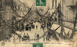 Roanne Rue Du Lycée France Frankrijk Francia - Sin Clasificación