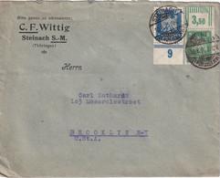 ALLEMAGNE 1925 LETTRE DE STEINACH - Brieven En Documenten