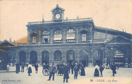59-LILLE -N°T2904-G/0297 - Lille