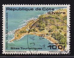 Ivory Coast 1992, Toerism, Minr 1083 Vfu. Cv 10 Euro - Côte D'Ivoire (1960-...)