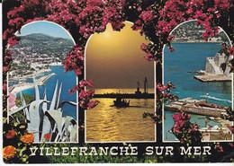 CPSM VILLEFRANCHE SUR MER - Villefranche-sur-Mer