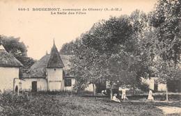 77-OISSERY-ROUGEMONT-N°T2412-C/0353 - Otros Municipios