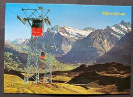 Grindelwald Männlichenbahn Gondeln - BE Berne