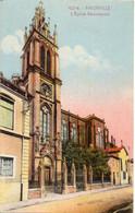 57 THIONVILLE - L'Eglise Beauregard -10316 - Cartes La Cigogne - BE - Thionville