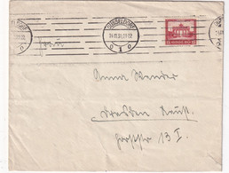 ALLEMAGNE 1931 LETTRE DE DÜSSELDORF - Brieven En Documenten