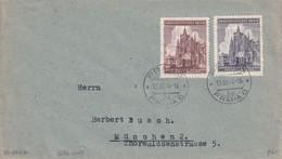 ALLEMAGNE 1944 BOHEME ET MORAVIE LETTRE DE PRAG - Covers & Documents