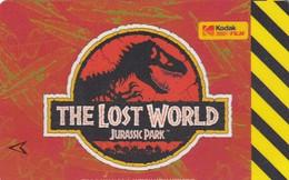 SINGAPORE(GPT) - Jurassic Park/The Lost World, CN : 9SKOA(normal 0), Mint - Singapore