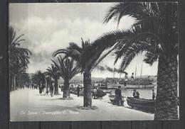 LA SPEZIA 1951 - PASSEGGIATA C. MORIN - La Spezia
