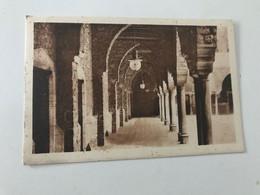Carte Postale Ancienne SOIGNIES Collège St-Vincent Don De 5Frs Avec Blason Du Collège - Soignies