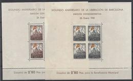 Barcelona 29/30 HB ** Liberacion 1941. - Barcelona