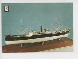 Historia Del Mar. Museo Maritimo Barcelona.Vapor Zabalbide (Cargo  Newcastle On Tyne) - Koopvaardij