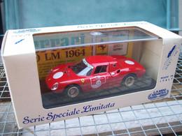 BEST/LA MINI MINIERA  - 8700 -  FERRARI 250 LM FERRARI DAY 1983  Scala 1/43 - Best Model