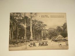Congo Belge ( 420 )  Belgisch Kongo   Entier Postal   Postwaardestuk    BASANKU - Congo Belga - Otros