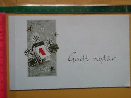 KOV 8-241 - New Year, Bonne Annee - Anno Nuovo