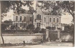 Coulanges Sur Yonne : L'Orphelinat - Coulanges Sur Yonne