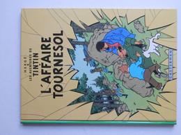 TINTIN  HERGE AFFAIRE TOURNESOL  C1 1975  COTE 15 € - Tintin