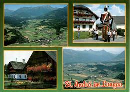 St. Andrä Im Lungau - 4 Bilder (8587) - Samson - Ohne Zuordnung