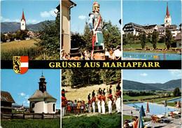 Grüsse Aus Mariapfarr - 6 Bilder * 4. 9. 1975 - Samson - Mariapfarr