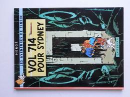TINTIN  HERGE Vol 714  C1 1976 COTE 15 € - Tintin