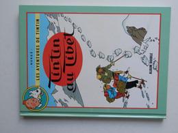 TINTIN  HERGE ALBUM DOUBLE TIBET ET CASTAFIORE NEUF - Tintin