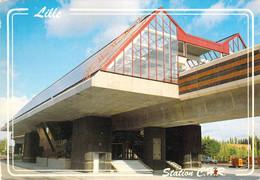 59 - Lille - Station CHR Du Métro De Lille - Lille