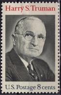 ETATS-UNIS USA  992 ** MNH Président Harry S. TRUMAN  [GR] - Unused Stamps