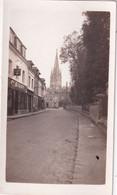 Lillebonne - 1932 - Rue Vers Eglise - Photo 7 X 12 Cm - Orte