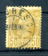 11885-88 ROMANIA N.69 USATO - Usado