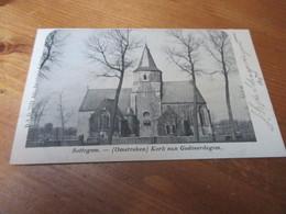 Zottegem, Omstreken, Kerk Van Godveerdegem - Zottegem