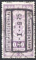 YT 144 OBLITEREANVERS CENTRAL - 1923-1941