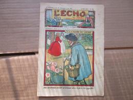 """L'écho Du Noel  N° 818 (9 Mai 1926) """"la Faute De Louise"""" - 1900 - 1949"""