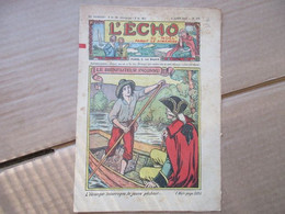 """L'écho Du Noel  N° 831 (8 Aout 1926) """"Le Bienfaiteur Inconnu"""" - 1900 - 1949"""