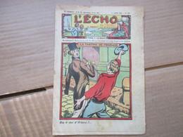 """L'écho Du Noel  N° 830 (1 Aout 1926) """"La Tartine De Fromage"""" - 1900 - 1949"""