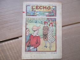 """L'écho Du Noel  N° 829 (25 Juillet 1926) """"Une Entrée En Relations"""" - 1900 - 1949"""