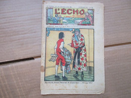"L'écho Du Noel  N° 828 (18 Juillet 1926) ""Valet De Chambre"" - 1900 - 1949"