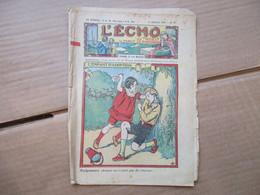 """L'écho Du Noel  N° 827 (11 Juillet 1926) """"L'enfant D'adoption"""" - 1900 - 1949"""