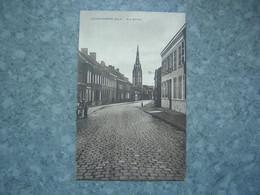 STEENVOORDE - RUE CARNOT - Steenvoorde