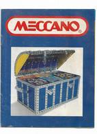CATALOGUE MECANO - Meccano