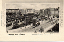 BERLIN Elektrische Hochbahn - Non Classificati