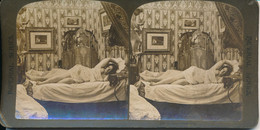 Photo Stéréo : Love's Awakening - Le Réveil - Impérial Séries - (BP) - Stereoscoop