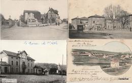 LOT 110 CARTES POSTALES Toutes Scannées à Petit Prix-LOT 2 - 100 - 499 Postcards