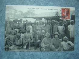 GUERRE 1914 - HINDOUS AU CAP PINEDE - Other Municipalities