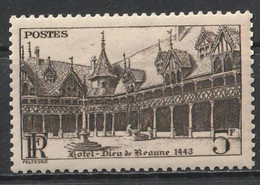 Timbre FRANCE De 1941  Y&T N° 499 Neuf - Unused Stamps