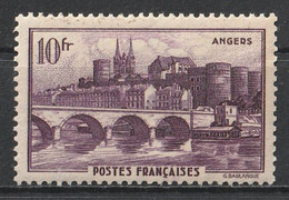 Timbre FRANCE De 1941  Y&T N° 500 Neuf - Unused Stamps