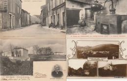 LOT 110 CARTES POSTALES Toutes Scannées à Petit Prix-LOT 4 - 100 - 499 Postcards