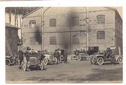 CORBEIL - Etablissement Decauville - Voitures Automobiles En Essais - - Corbeil Essonnes
